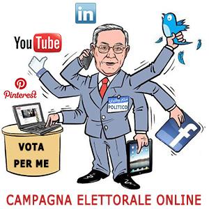 I killer di una campagna elettorale su facebook