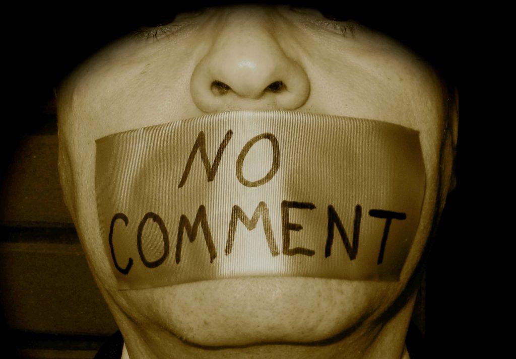 Ufficio Stampa: Il Silenzio Non Paga. Mai!