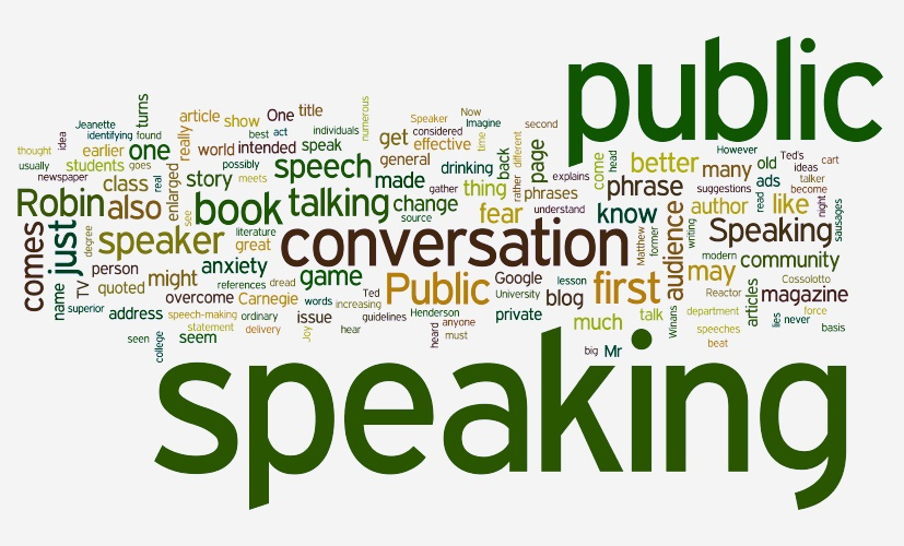 what i learned in speech class Five things i've learned in public speaking – ron edmondson good post i've also learned over the years in public speaking to be me.