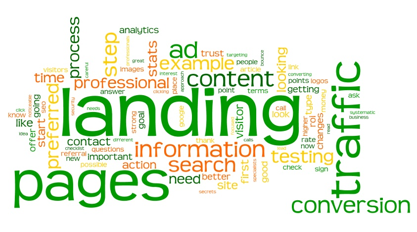 Come deve essere una landing page efficace per una campagna di comunicazione politica