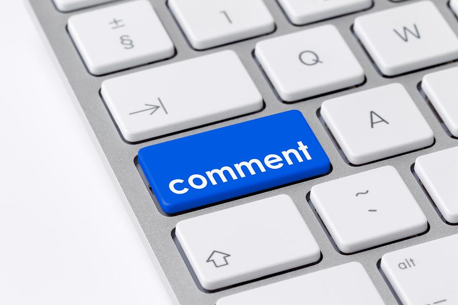 Comunicazione politica: come gestire i commenti su Facebook