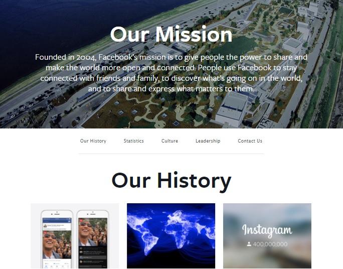 Ufficio stampa 2.0: come ottimizzare il profilo aziendale di un brand nell'area press del sito
