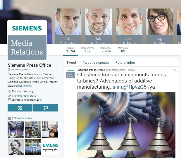 Ufficio stampa 2.0: comunicare gli eventi aziendali su Twitter