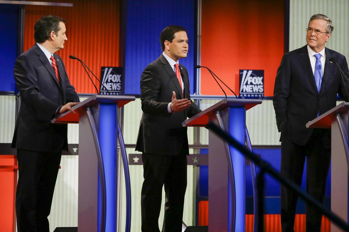 Analisi del settimo dibattito tra i candidati repubblicani USA 2016