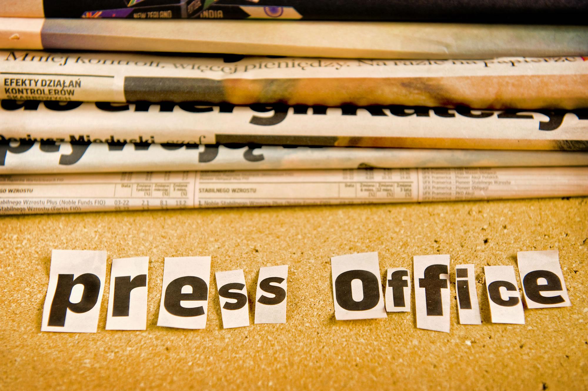 Immagini Ufficio Stampa : Come migliorare la leggibilità di un comunicato stampa