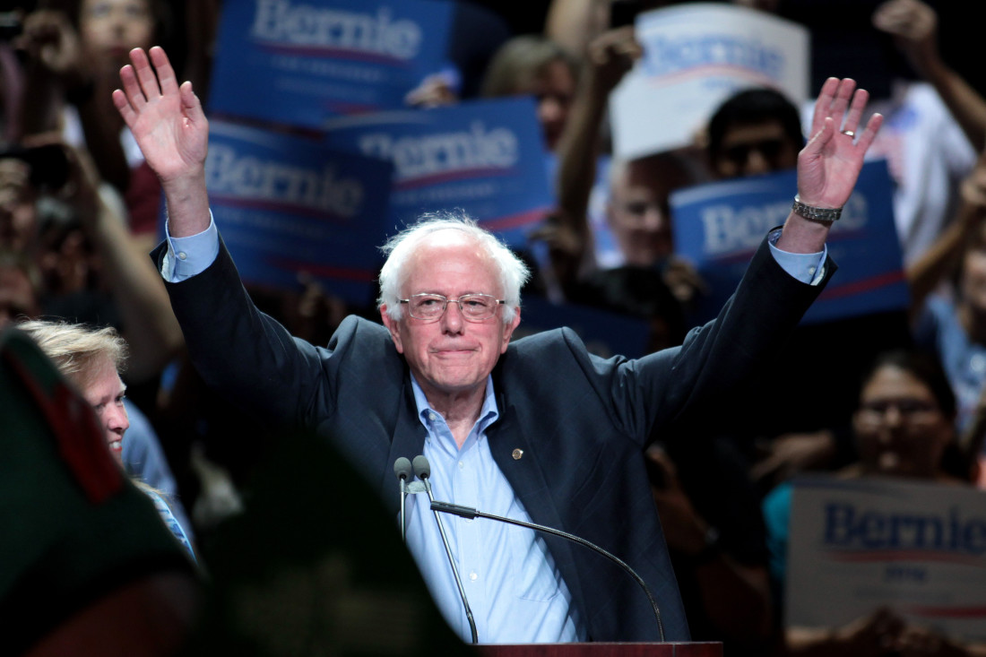 Analisi del discorso di Bernie Sanders per la vittoria in New Hampshire