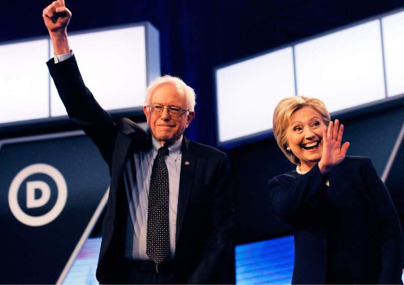 Comunicazione Politica: il faccia a faccia tra Hillary Clinton e Bernie Sanders