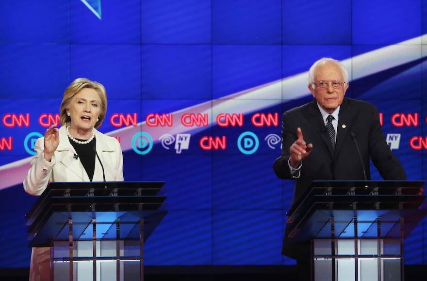 usa 2016 l'ultimo dibattito clinton sanders