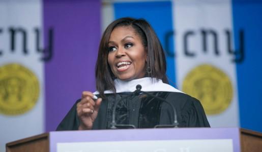 Michelle Obama: la capacità di parlare e suscitare emozioni