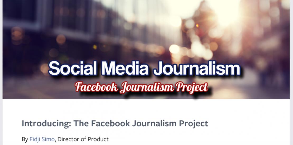 Social media Journalism