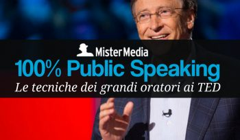 Public Speaking TED