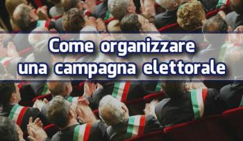 come organizzare campagna elettorale