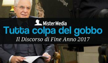 Mistermedia - Discorso Mattarella 2017